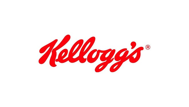 Kellogg Co. logo.
