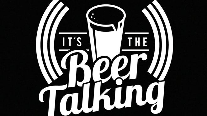It's the Beer Talking album art. Illustrated by by Matt Dubois.