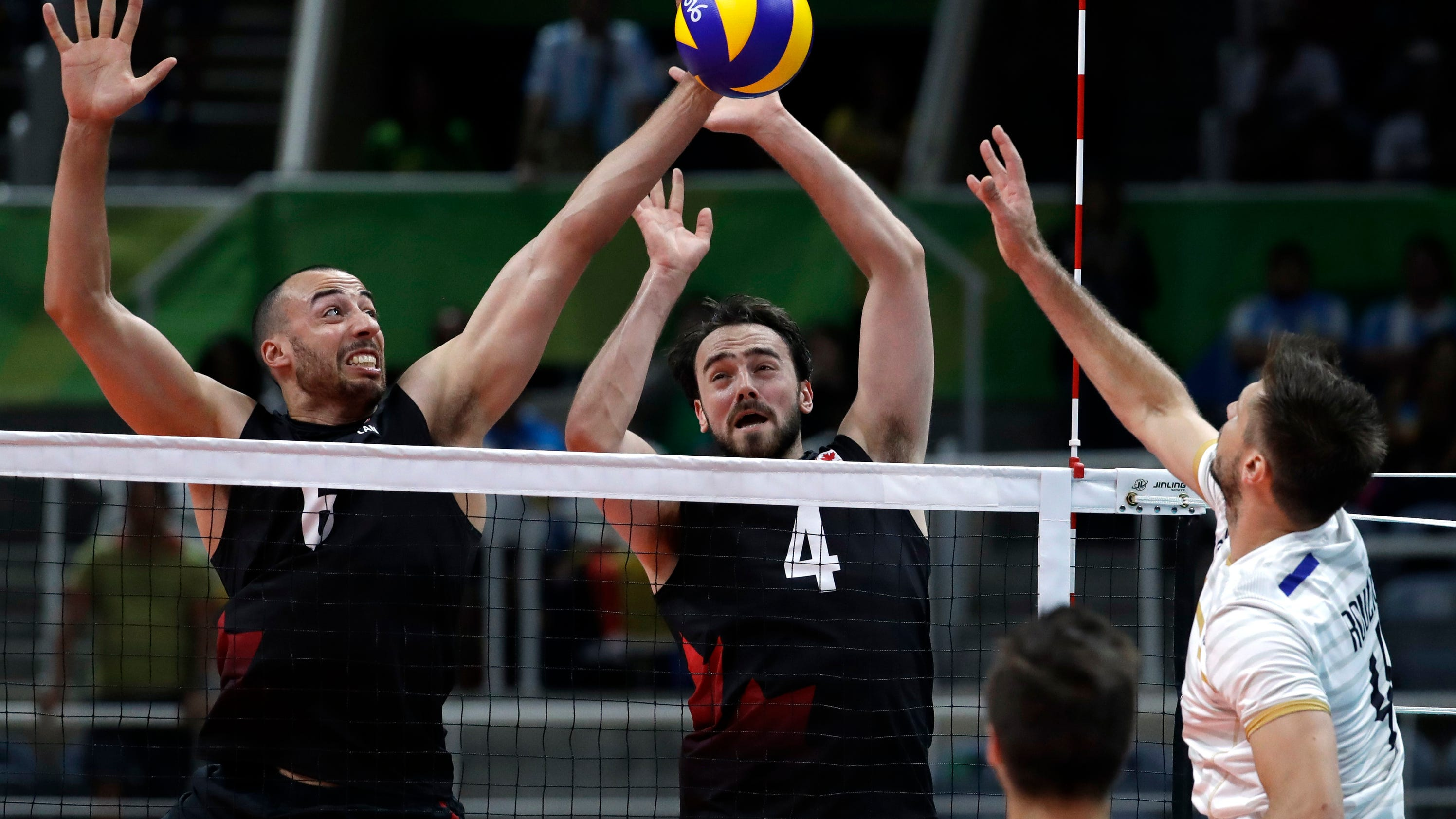 Canadian men's volleyball makes big strides on world stage