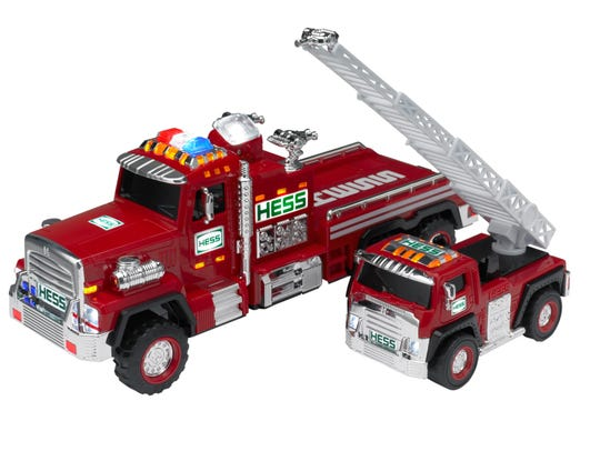Hess Trucks are classic toys, but every year's edition