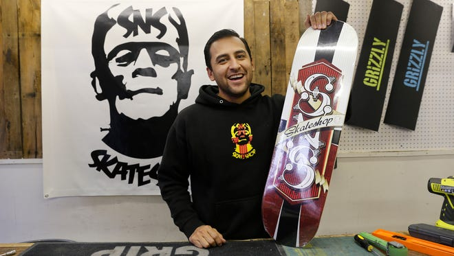 Daniel Diswood, owner of the SNS Skate Shop, has announced that his store will be closing its doors soon.