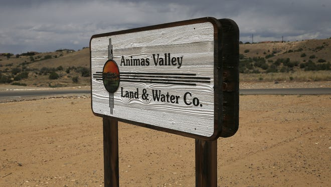 Officials with the AV Water company on Thursday said crews plan to finish installing a pump station to provide Crouch Mesa residents water from the city of Farmington by July 15.