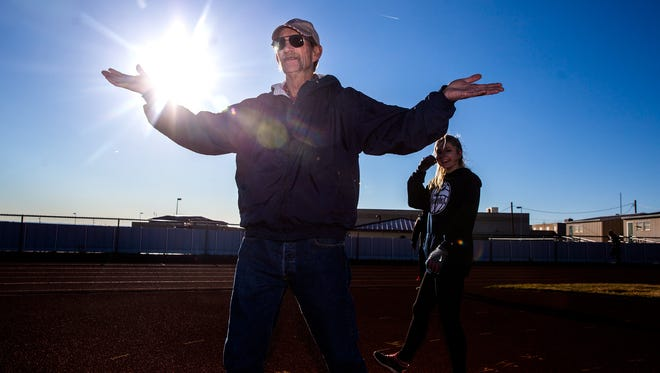 Piedra Vista High School track and field head coach Mark Turner named a finalist for the National High School Athletic Coaches Association's Coach of the Year Award for boys track and field.