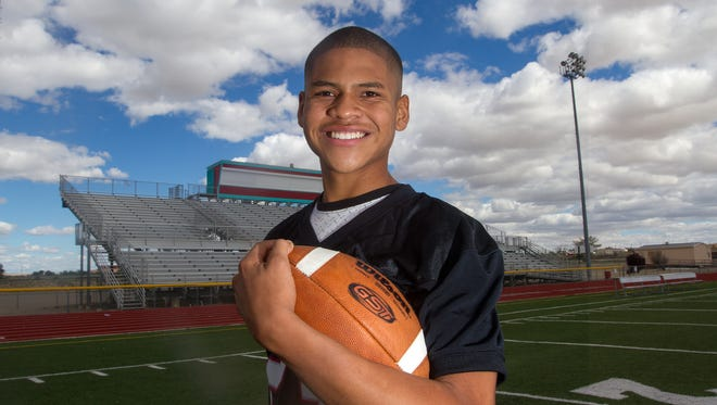 Shiprock football standout Tyris Newton has been invited to compete for a spot on the national team.