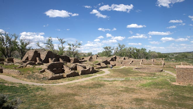 Aztec Ruins National Monument will offer free admission on Saturday for the kickoff of National Parks Week.