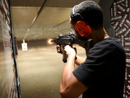 Gun for Hire, a shooting range in Woodland Park, is