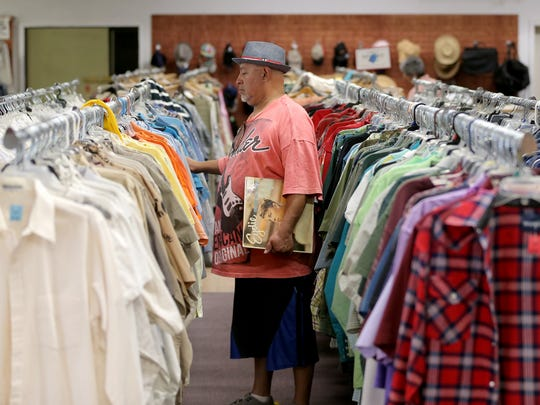The Salvation Army will be collecting clothing, household goods and furniture at their Stuff the Truck event this Saturday and Sunday at Barnett Harley Davidson.