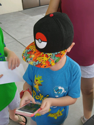 The Naples Depot Museum had the first Pokemon Party