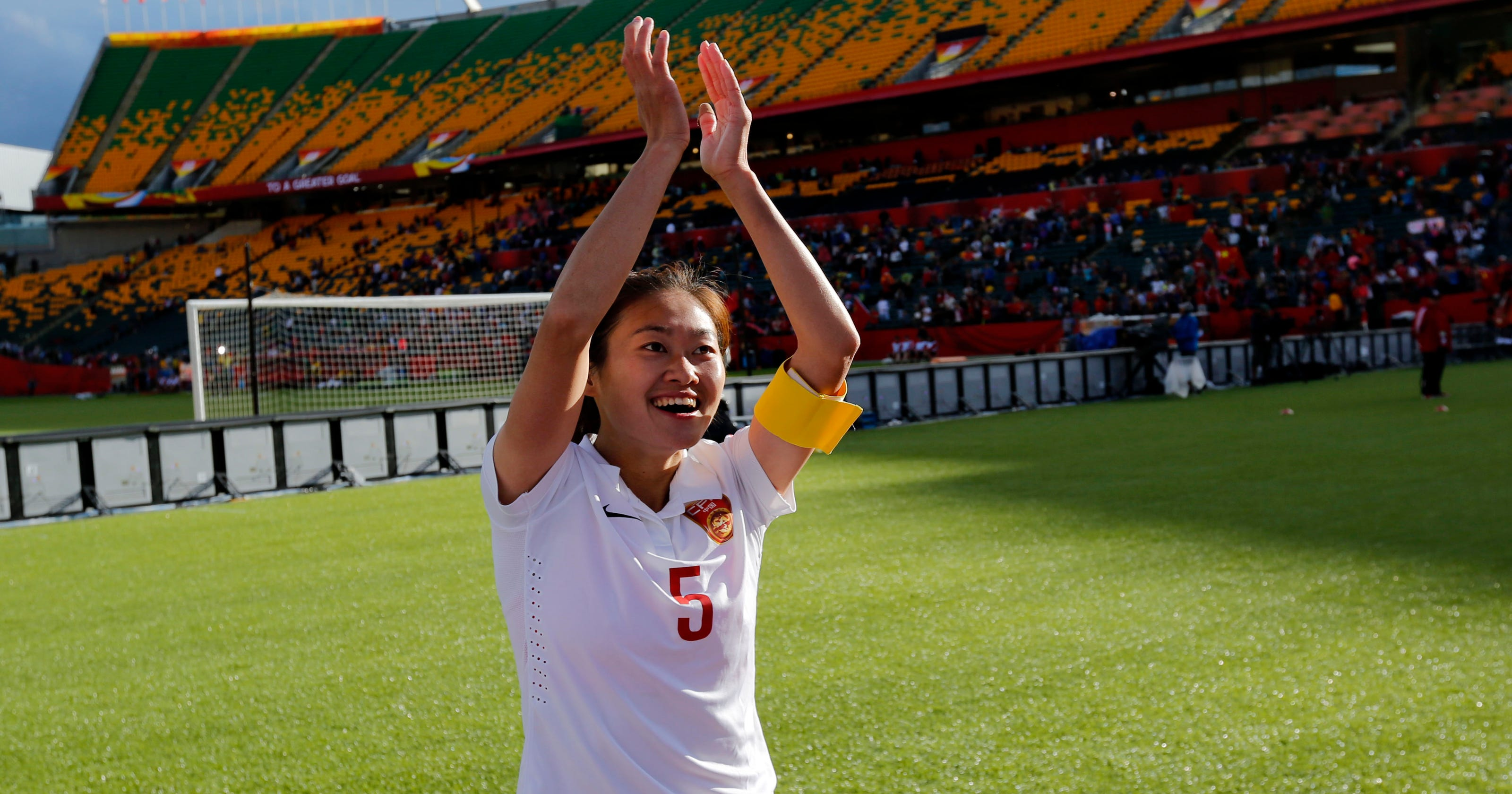 88d09a336d6 China could be comfortable World Cup quarterfinal opponent for U.S. women