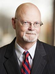 Tom Geu, dean of the University of South Dakota School