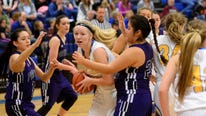 Prep basketball, wrestling and swimming results