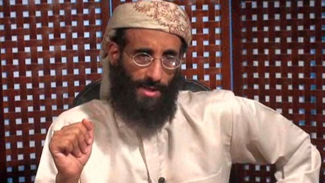 Anwar al-Awlaki speaks in a video message posted on radical websites. He was killed by a U.S. airstrike in 2011.