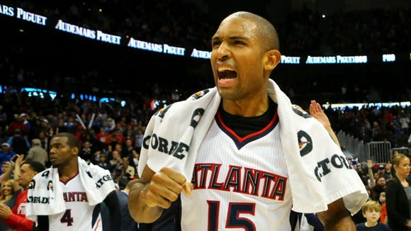 Al Horford and the Atlanta Hawks are poised to make a deep run in the NBA playoffs as they are tehe top seed in the Eastern Conference bracket.