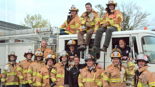 The Bloomfield Village Fire Department is celebrating its 75th anniversary.
