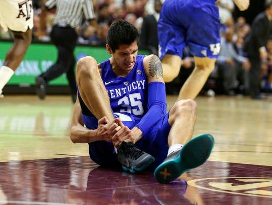 UK Basketball | Calipari offers injury update, including Willis and Poythress