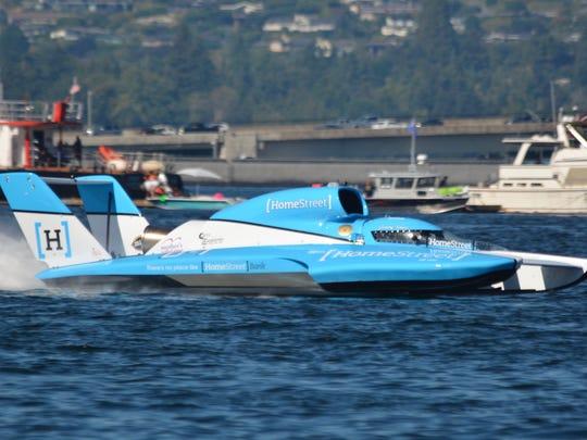 Boat driven Jimmy Shane.