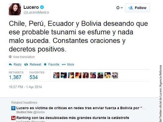 Lucero 2