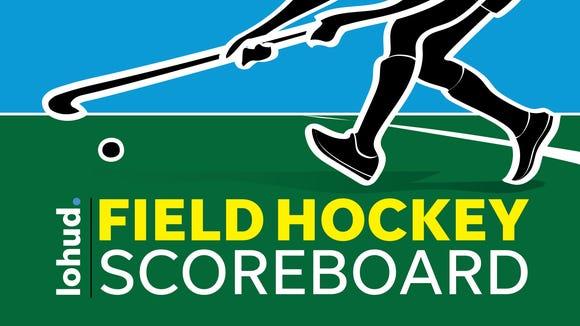 Field hockey scoreboard Sept. 14, 2017