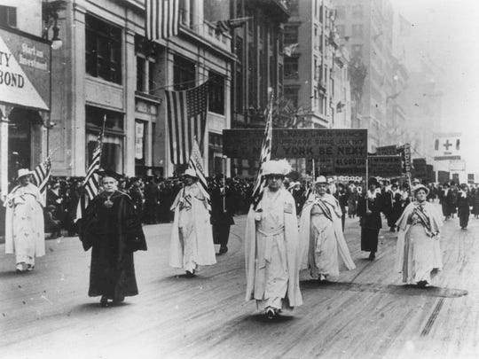 The Arizona Legislature unanimouslyvoted to ratify the 19th Amendment in a special session on Feb. 12, 1920. On Aug. 26, 2910, the 19th Amendment was ratified.