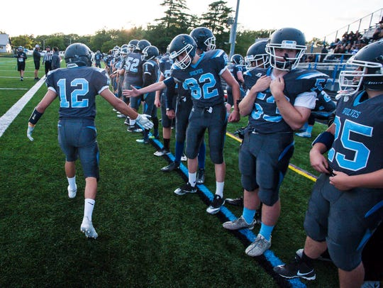 South Burlington's Ryan Sargent gets ready with his