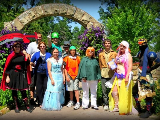 Mad Hatter Tea Party 2014