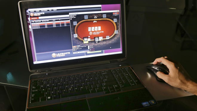 People attending a major gambling conference say Internet gambling has tremendous growth potential in the United States