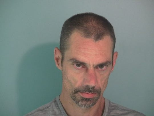 Michael Gravelle, 46, of Dallas, was arrested on methamphetamine charges Thursday.
