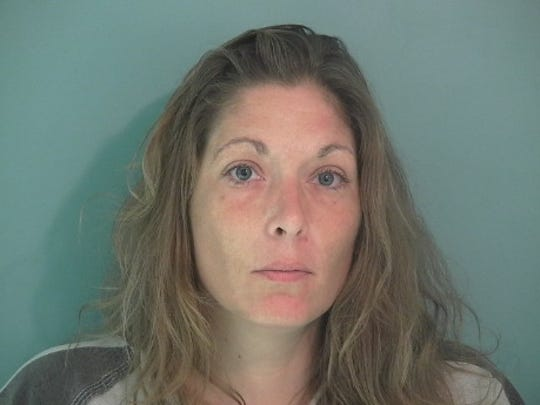 Vicki Pastre, 41, of Dallas, was arrested on methamphetamine charges Thursday.