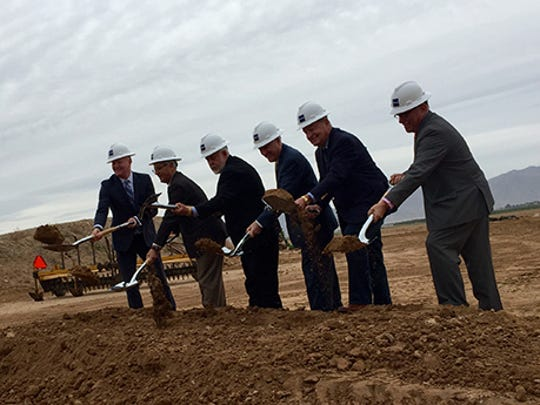 The EPCOR Water Luke 303 Regional Facility is facilitating growth in the West Valley.