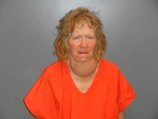 This photo provided by Dawson County Sheriff's Office in Lexington, Neb., shows Diane Wempen.  Three family members have been charged with animal cruelty and neglect following the deaths of dozens of cattle on their Nebraska farm. Acting under search warrants, deputies found at least 65 carcasses on the property near Overton, about 150 miles (240 kilometers) west of Lincoln.  Fifty-nine-year-old Eugene Wempen Sr., his wife Diane, and their 33-year-old son, Eugene Wempen Jr., are charged with four felony and misdemeanor counts. Their next court hearing is set for May 1, 2018 in Lexington.