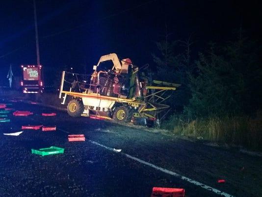 Man identified in fatal two-vehicle Highway 211 crash
