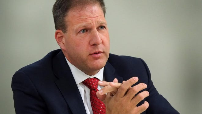 New Hampshire Gov. Chris Sununu.