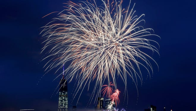 A record number of people in the USA will travel for Independence Day weekend, according to AAA.