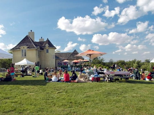 Moon Dancer Winery's annual Reds, Whites and Blues Festival will celebrate the Fourth of July with wine and live music Saturday and Sunday.