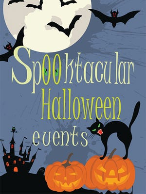 Lots of spooktacular Halloween events in Fairview this week.
