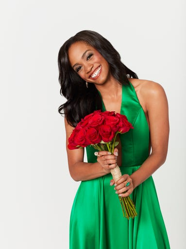 Rachel Lindsay from 'The Bachelorette.'