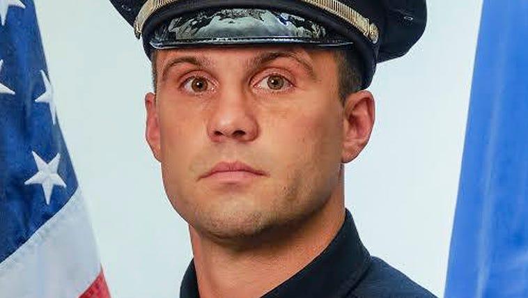 Boston officer John Moynihan's commendations include