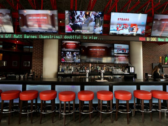 Lachey's Bar, 56 E. 12th in Over-the-Rhine, opened