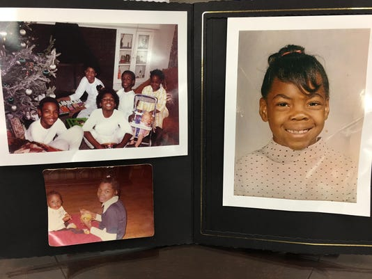 Carla-childhood-photos