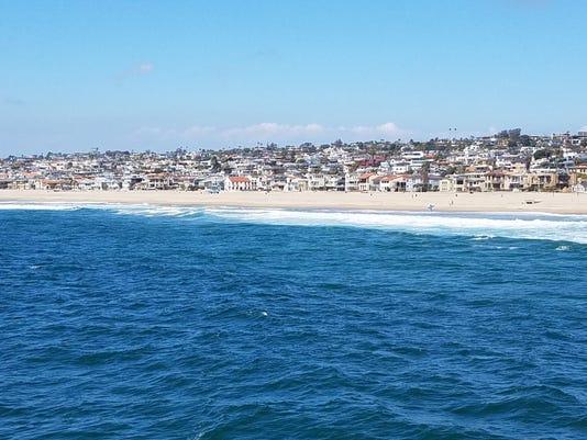 HB coast (2), truly hermosa