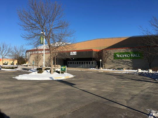 Shopko Hall in the Brown County Veterans Memorial Complex in Ashwaubenon