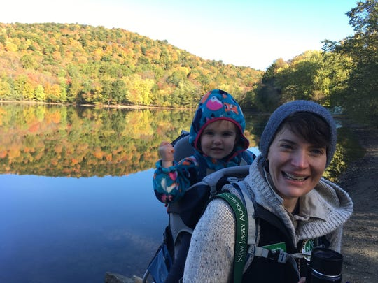Amber and June Ray Ramapo Valley County Reservation 2016.JPG