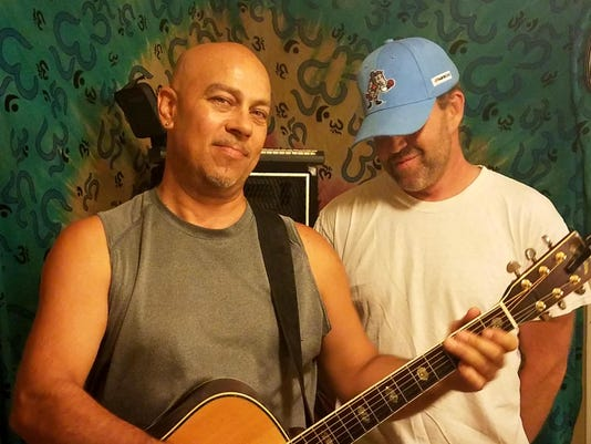 Joe Stento duo July 17