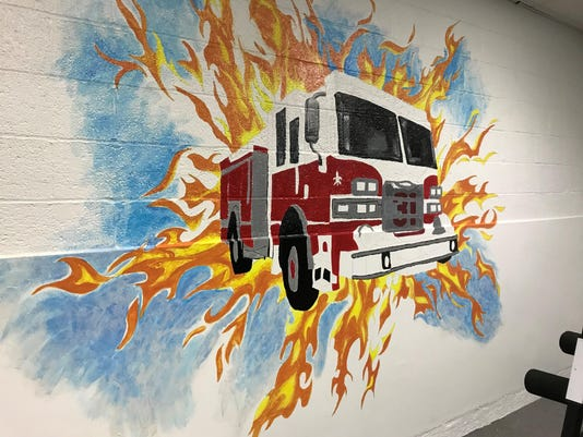 fire station art