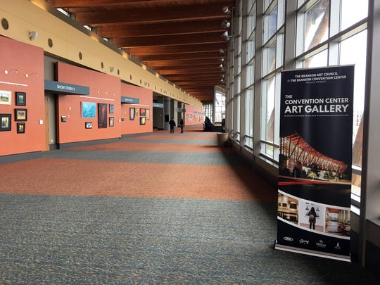 The Branson Regional Arts Council invites all to a free gallery reception from 7 to 9 p.m. Friday at the Branson Convention Center Art Gallery on the second-level concourse. Join in celebration of 12 artists whose work is now on display.