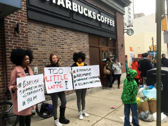 Starbucks-Black Men Arrested