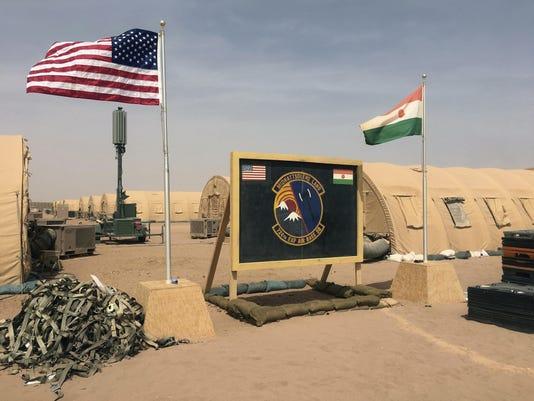 Niger US Drone Base
