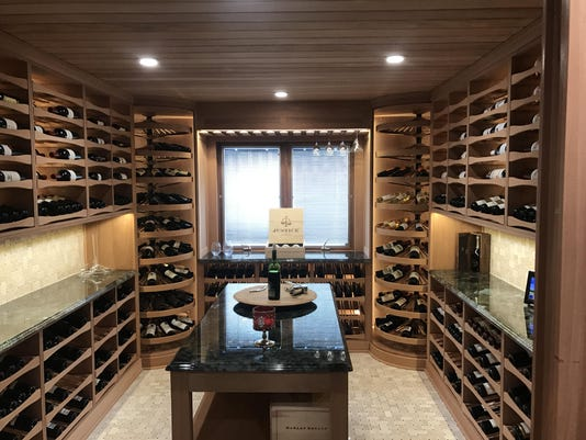 1-SE Michigan Wine Cellar