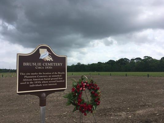 Slave Cemeteries