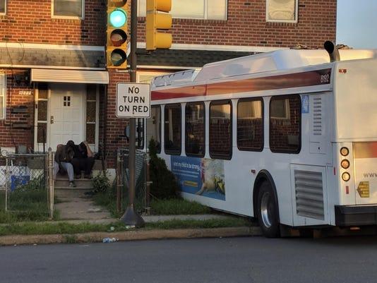 Bus Crash-Philadelphia